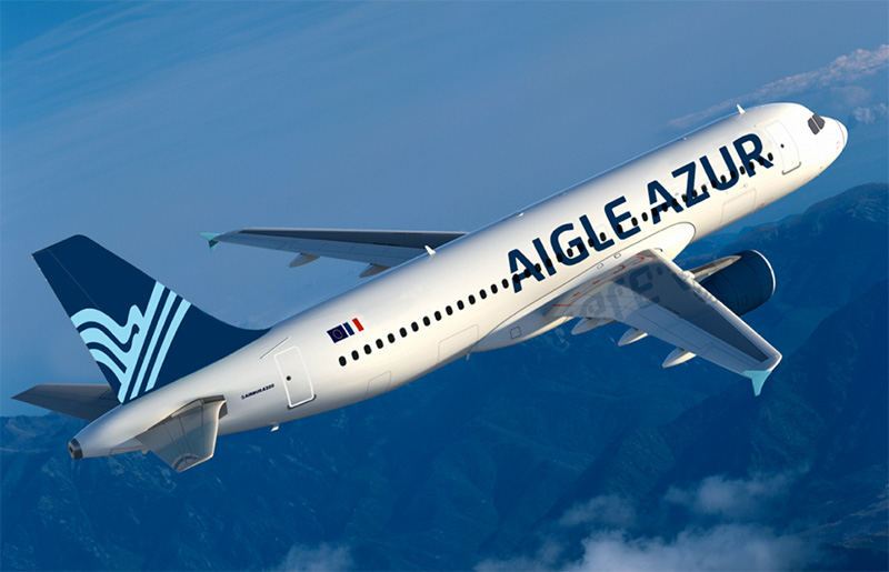 Aigle Azur étoffe son programme hiver sur Alger, le Portugal et l'Afrique