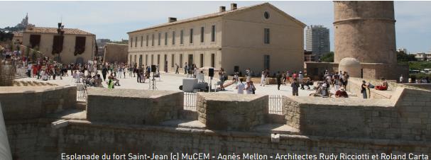 Le MuCEM propose ses plans B pour l'été 2015 - Photo : MuCEM