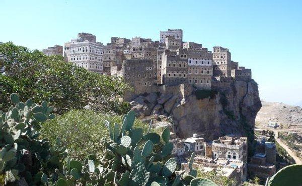 Le village d'Hajara