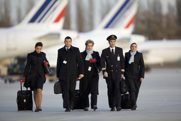 Travelliance manages accommodation and transportation for flight crews during a stop-over DR : DR : Laurent Masson / AF