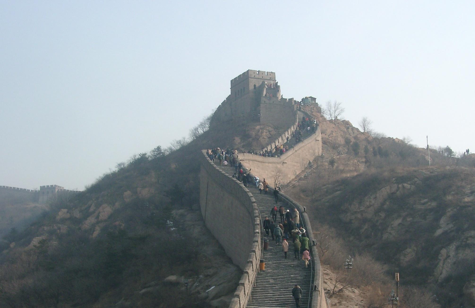 L'avantage de la Grande Muraille de Chine est qu'il existe de nombreux tronçons pour tous les goûts et pour tous les rythmes, de la plus proche de Pékin à la plus sauvage et sportive, chaque site offre un paysage sublime à toute saison, pour une vision inoubliable - DR : JDL
