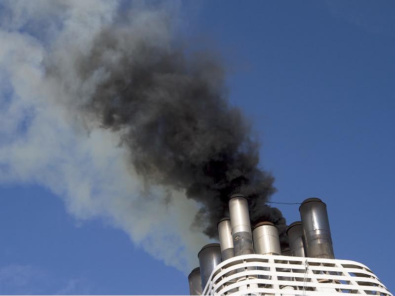 Les compagnies de croisières prennent des mesures pour réduire leurs émissions de particules fines - Photo : scphoto48 - Fotolia.com