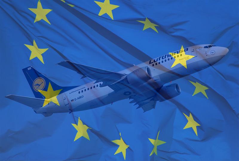 Fotolia Auteur : Bernard GIRARDIN - Wikipedia Lufthansa