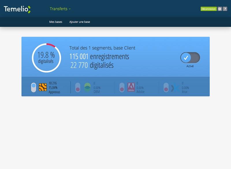 Le CRM Onboarding est une technologie qui connecte votre CRM offline à votre écosystème digital - DR