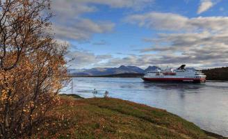 DR Hurtigruten