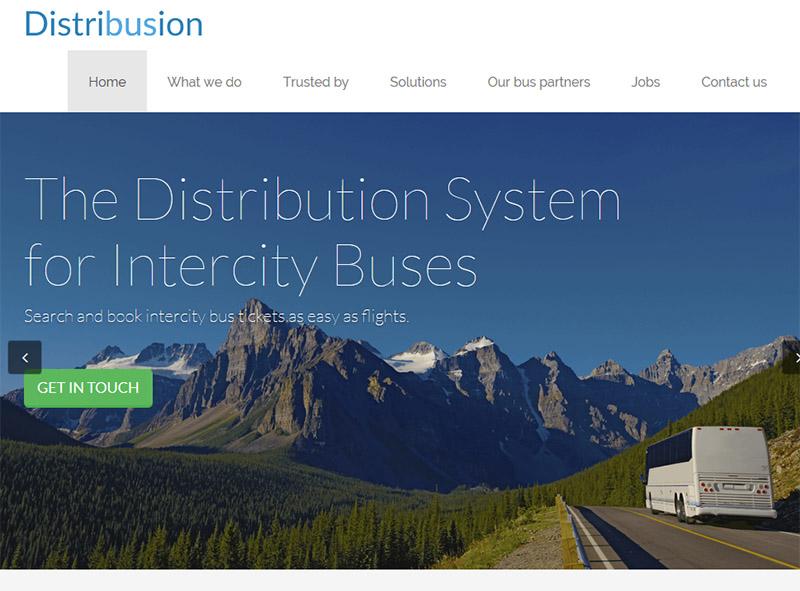 Distribusion Technologies lance un GDS pour les autocars en France