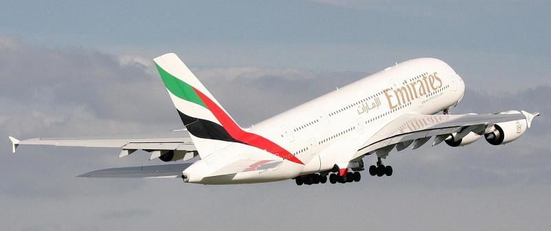 Emirates dessert Bangkok depuis Dubaï en A380 bi-classe - DR : Emirates