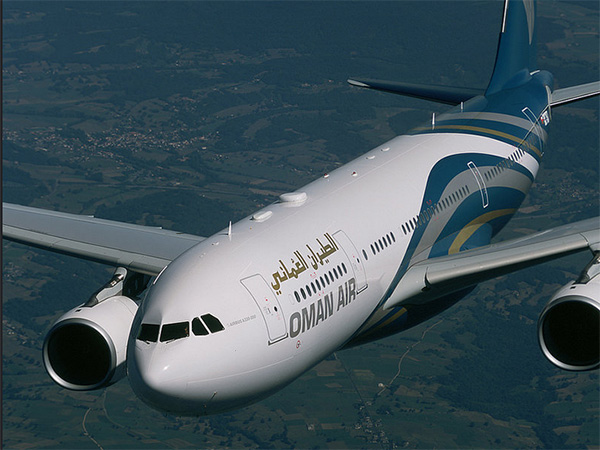 Oman Air passe en quotidien entre Mascate et Manille