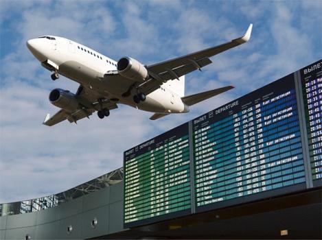 Le trafic des aéroports de France gagne 5,5 % en juillet 2015 selon la DGAC - © miklyxa13 fotolia