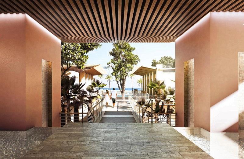 Le village Club Med de Saraba proposera 358 chambres et suites (860 lits), sur un terrain de 30 hectares à Nianing, situé à 90 kilomètres de Dakar, sur la Petite Côte - DR : Club Med