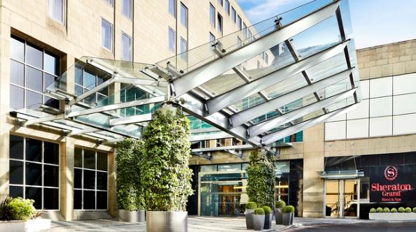 Sheraton Grand est une nouvelle marque de luxe du groupe hôtelier Starwood - Photo DR