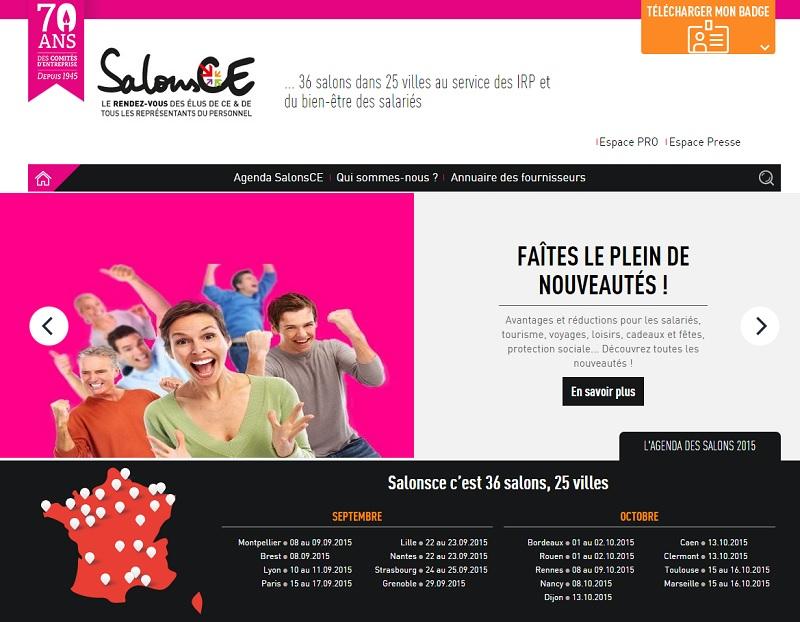 """SalonsCE Paris : """"Les vacances restent l'attente principale de 58% des salariés"""""""