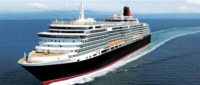 Cunard lance l'opération pour les croisières du Queen Victoria en Méditerranée - Photo : Cunard