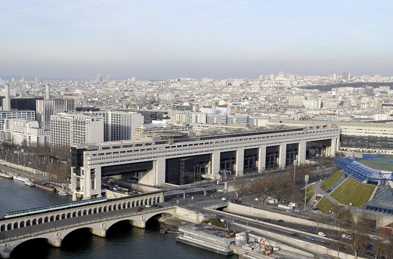 A partir de ses 5 grands bâtiments répartis sur 5 hectares, « Bercy » offre toute la diversité d'une ville. Le ministère a ses rues, galeries, terrasses, patios, ses jardins et ses passerelles, qui relient tous les bâtiments - DR : MEFBercy