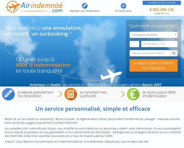 Airindemnité.com lève 700 000 euros