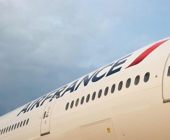 Les passagers d'Air France entre CDG et Bangui vont pouvoir découvrir les nouvelles cabines de la compagnie aérienne - Photo : Air France