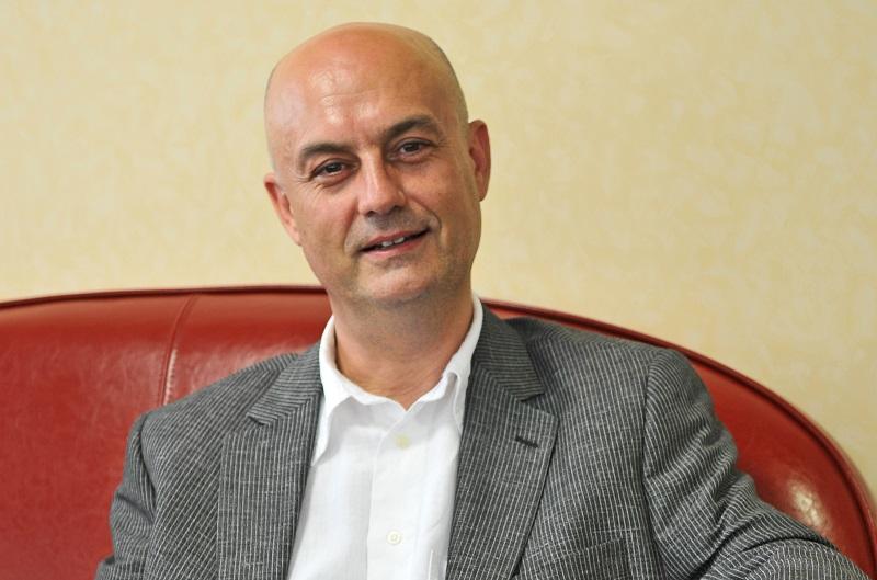 Gilbert Cisnéros, pdg d'Exotismes