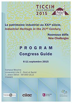 Patrimoine industriel : le XVIe congrès mondial se tiendra à Lille