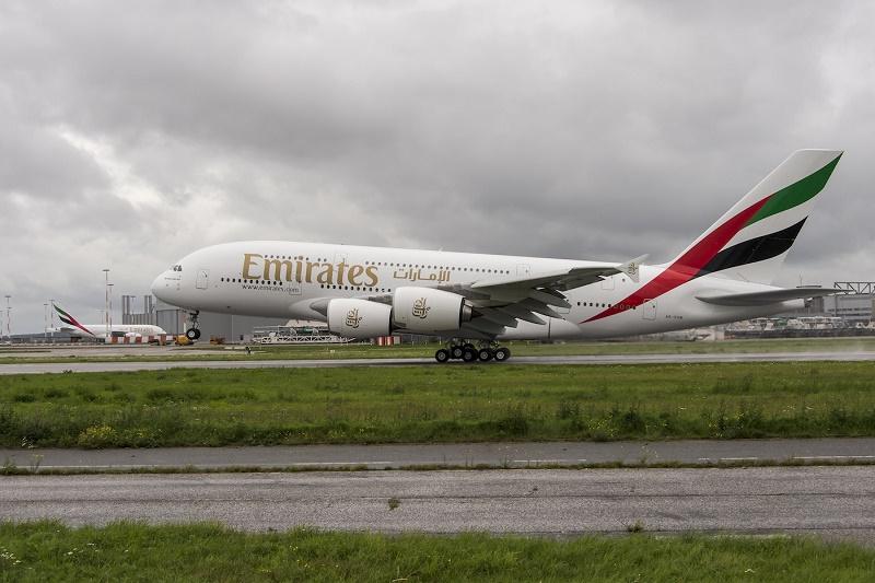 Emirates enrichit sa flotte avec 4 gros porteurs