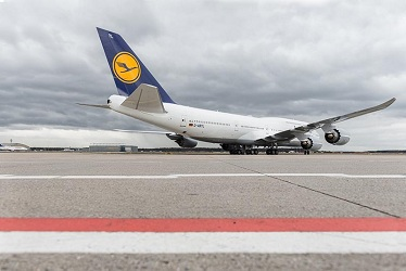 Certains vols long-courrier de Lufthansa pourraient rester cloués au sol mardi 8 septembre 2015 - Photo : Lufthansa