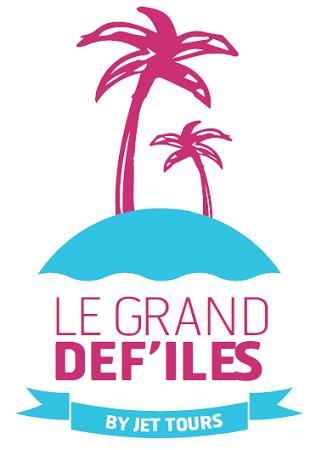 """Visuel de l'opération """"Le Grand Déf'Îles"""" de Jet tours - DR : Jet tours"""