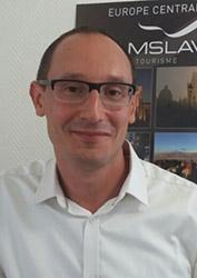 Amslav Tourisme : Alexandre Lévy, nouveau délégué commercial Sud