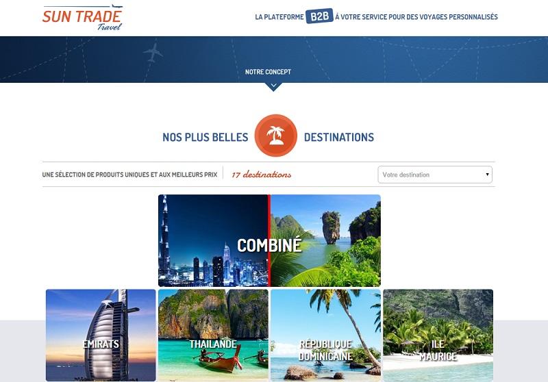 Suntrade Travel réalise une levée de fonds de 2 M€
