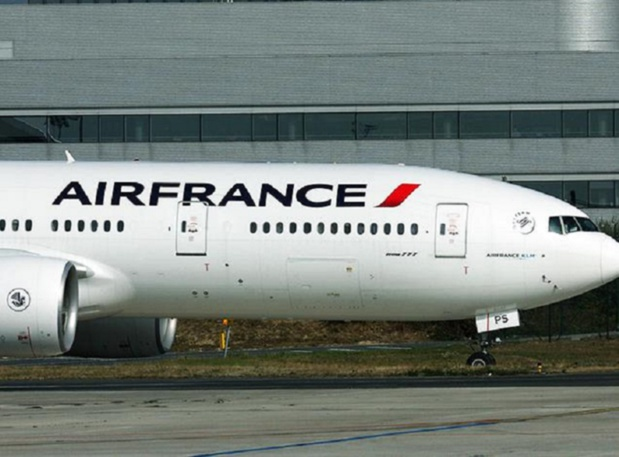 Air France KLM : le trafic passagers grimpe de +1,4% en août 2015
