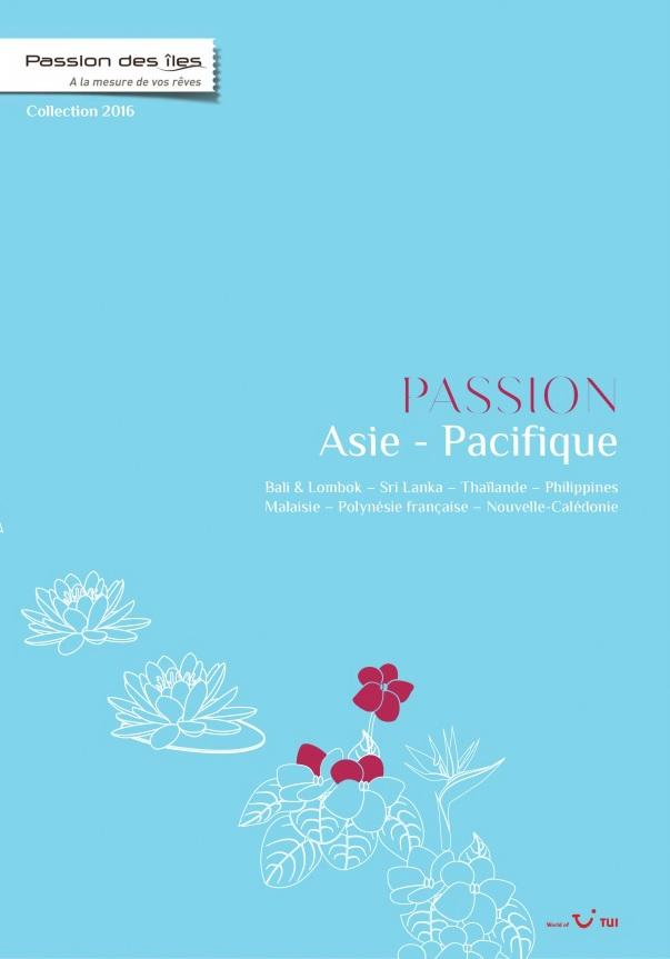 Caraïbes, Océan indien, Pacifique : Passion des îles édite ses brochures 2016