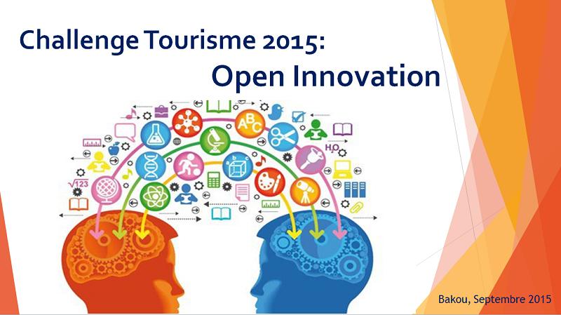 L'open innovation : une chance pour la distribution - (c) Challenge Tourisme 2015