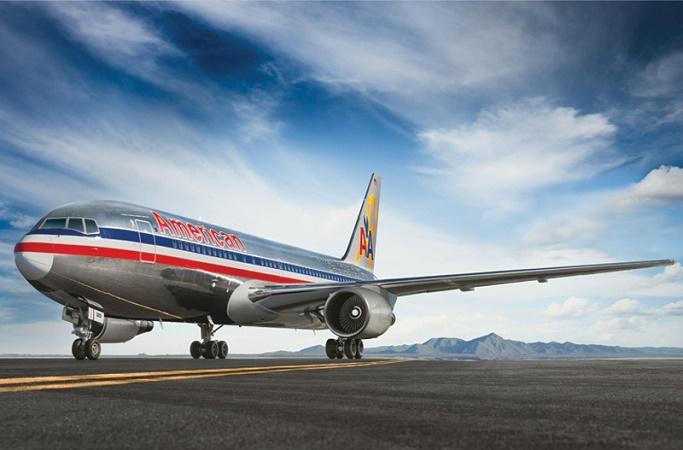 La moyenne de remplissage des vols d'American Airlines atteint 86,5 % en août 2015 - Photo : American Airlines