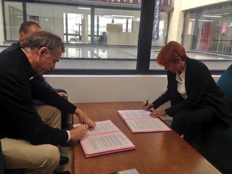 la RATP devient officiellement le 13ème membre fondateur du Welcome City Lab by Paris&Co (c) i-tourisme