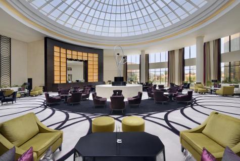 Le Mövenpick Hotel Riyadh est une adresse 5 étoiles dans la capitale saoudienne - Photo : Mövenpick Hotels & Resorts