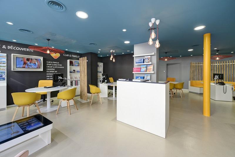 Thomas cook agence digitale pour s duire les djeuns for Agence de decoration