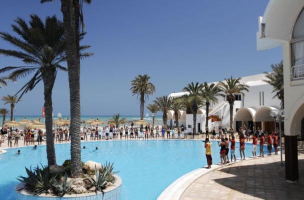 Marmara arrête la programmation de ses clubs en Tunisie. Ainsi, le Dar Djerba ne sera plus en vente pour la saison hiver 2015-2016 - DR : TUI France
