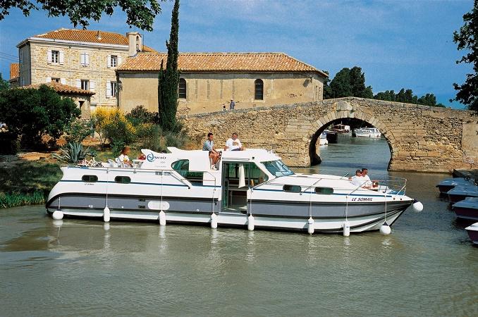Nicols propose des croisières fluviales sur l'ensemble du territoire français - Photo : Nicols