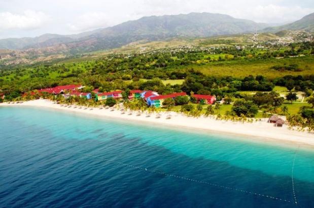 Le nouveau Lookéa en Haïti se trouve au bord d'une longue plage de 1.5 kilomètre DR - Transat