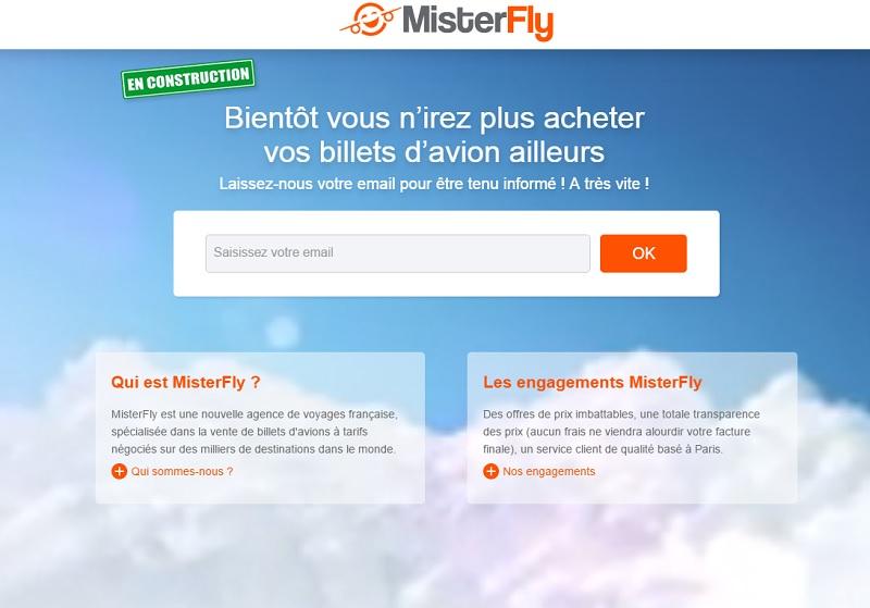 Travelport et MisterFly deviennent partenaires