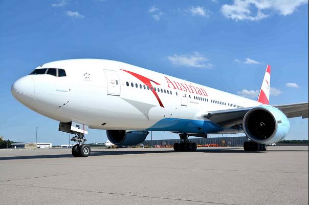 Le trafic passagers d'Austrian Airlines a gagné 1,9 % en août 2015 - Photo : Austrian Airlines
