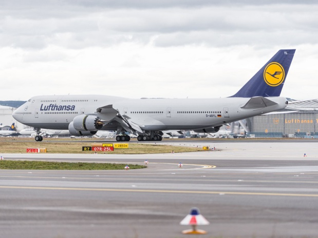 Through internal restructuring, the Lufthansa group hopes to expand its profits by 500 million euros between now and 2019 - Photo : Lufthansa - juergenmai.com