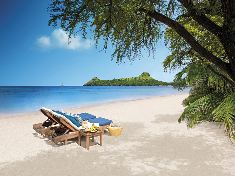 Sainte-Lucie : les plus belles plages