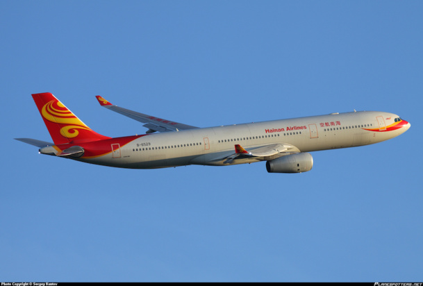 Hainan Airlines lance un vol direct Beijing - Tel Aviv