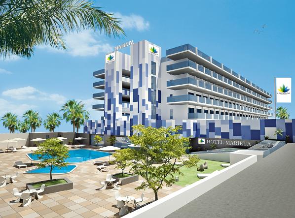 Labranda Hotels & Resorts compte 24 établissements mais en ajoutera une dizaine d'autres à son portefeuille d'ici fin 2016 - DR : FTI Group