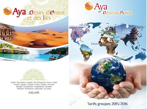 Aya lance une nouvelle marque Aya Désirs du Monde avec des circuits dédiés aux groupes - DR