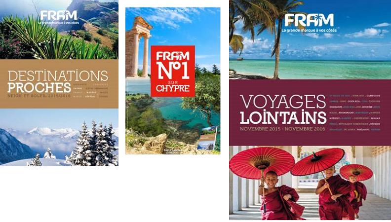 FRAM publie ses nouvelles brochures pour l'Hiver 2015/2016 - DR : FRAM