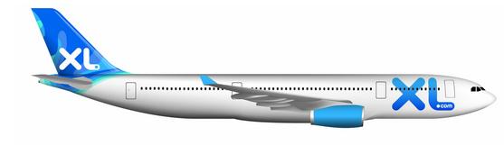 Les vols vers Samana seront assurés en A330-200 - DR : XL Airways