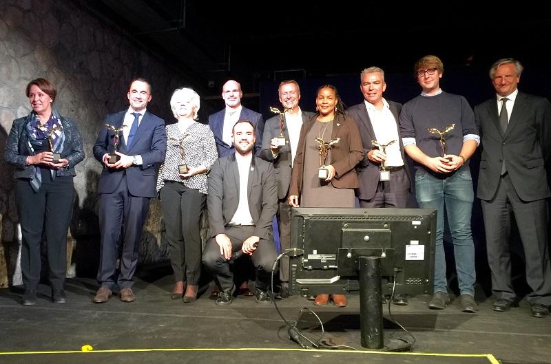 Les lauréats des TourManagers 2015 organisés par TourMaG.com - DR Photo JDL