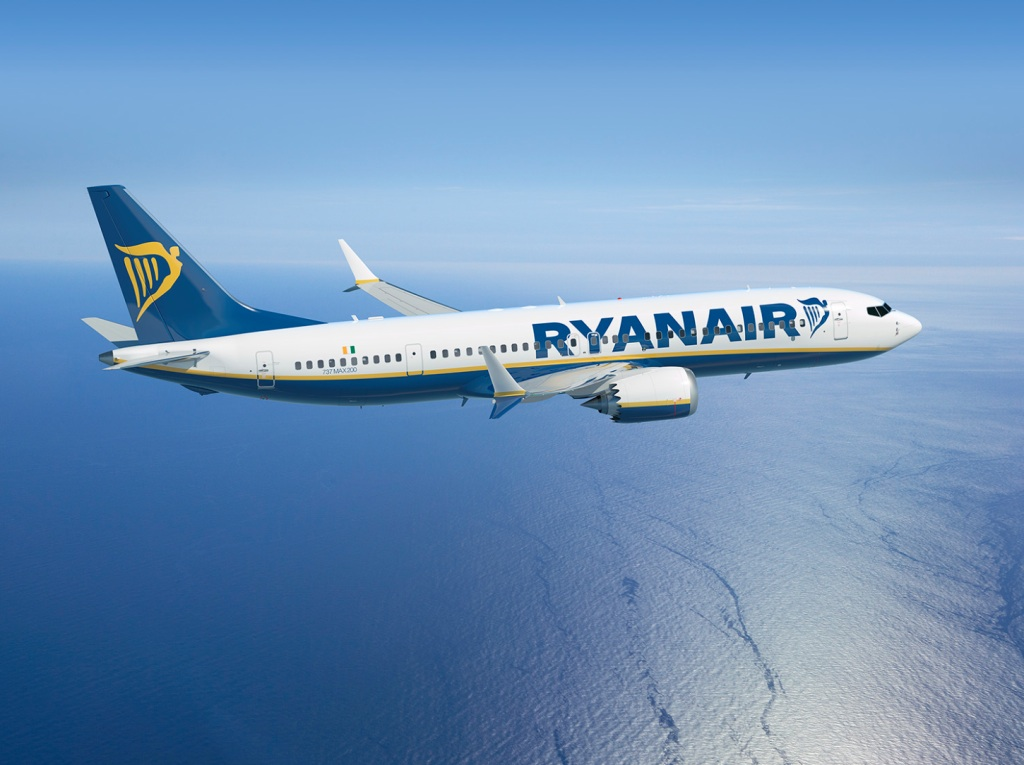 Ryanair sera la compagnie de lancement du  Boeing 737 MAX-200. DR-Ryanair.
