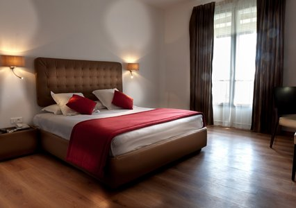 L'hôtel Quality Suites de Nice La Malmaison compte 46 chambres - Photo : Choice Hotels