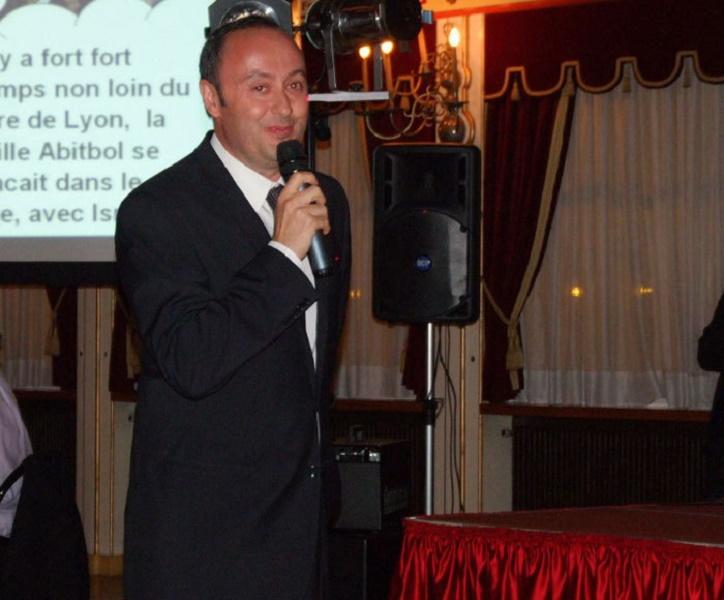 Laurent Abitbol, Président du groupe Marietton - Photo DR